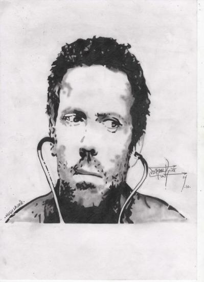 Hugh Laurie par VerbalKint